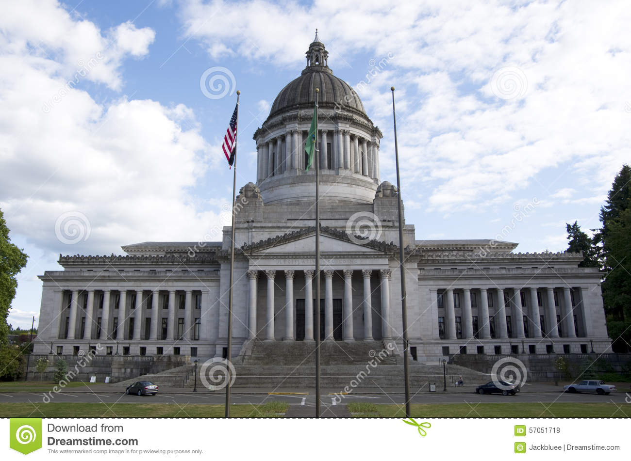 Washington state capitol stock photo image 57051718 for Building a house in washington state