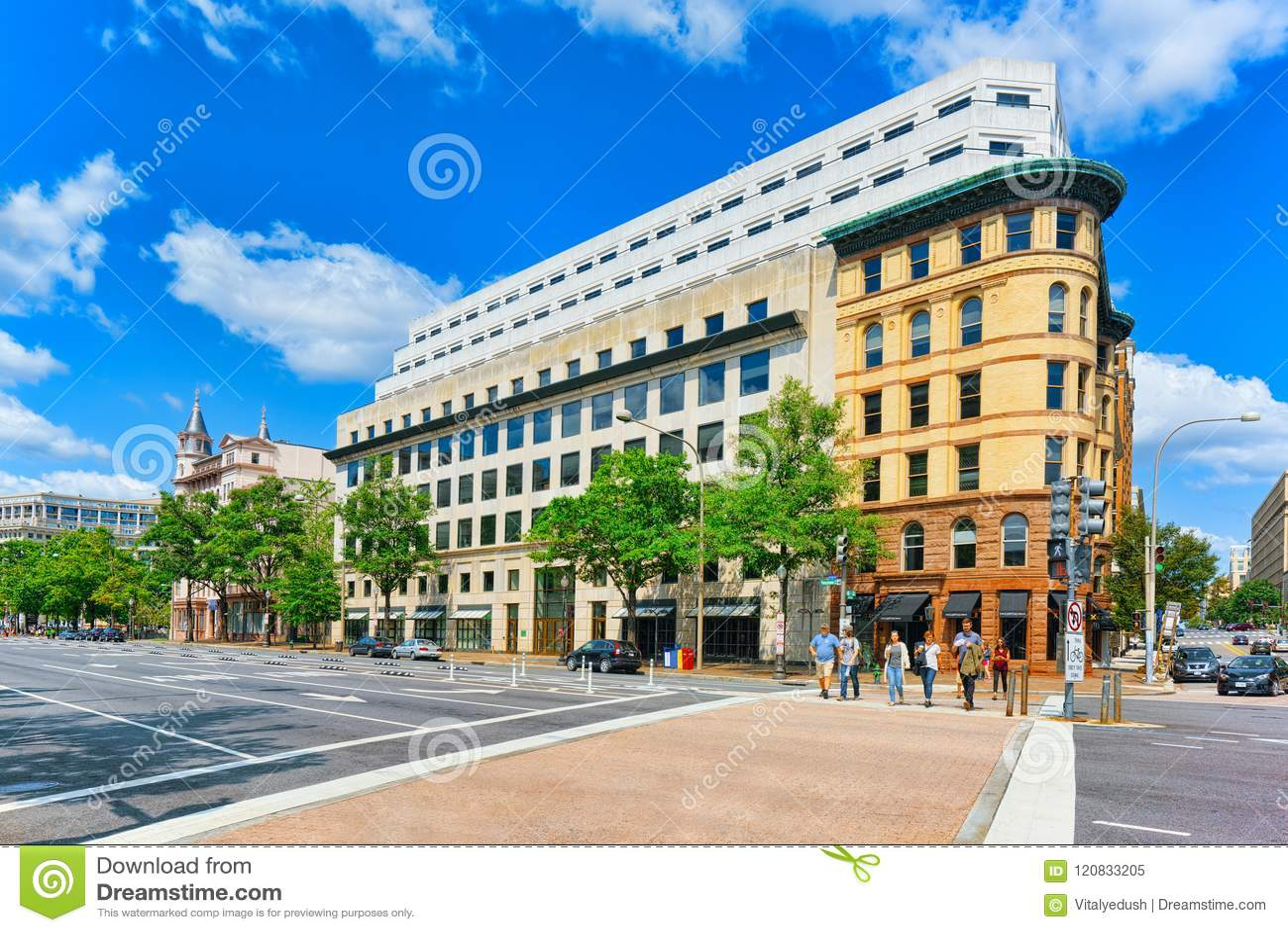 Nw Credit Union >> Washington Usa 601 Pennsylvania Ave Nw Credit Union