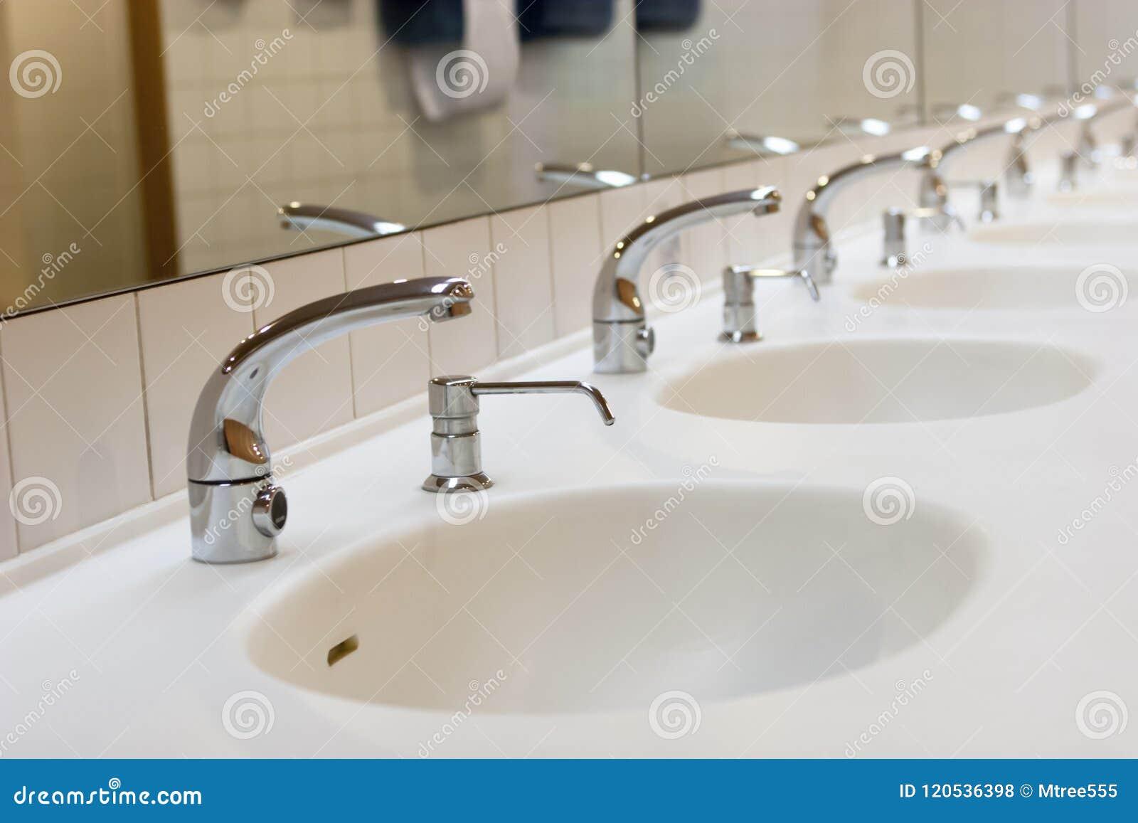 Washroom public toilet stock photo. Image of restroom - 120536398