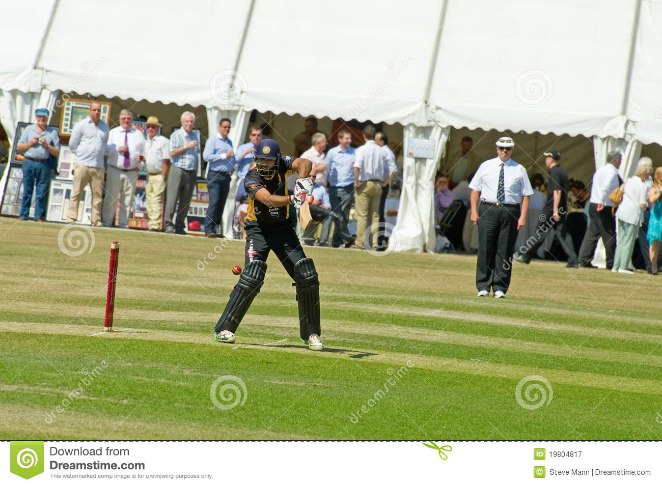 Eversley United Kingdom  city pictures gallery : EVERSLEY, UNITED KINGDOM JUNE 3, 2011: Indian cricket legend Wasim ...