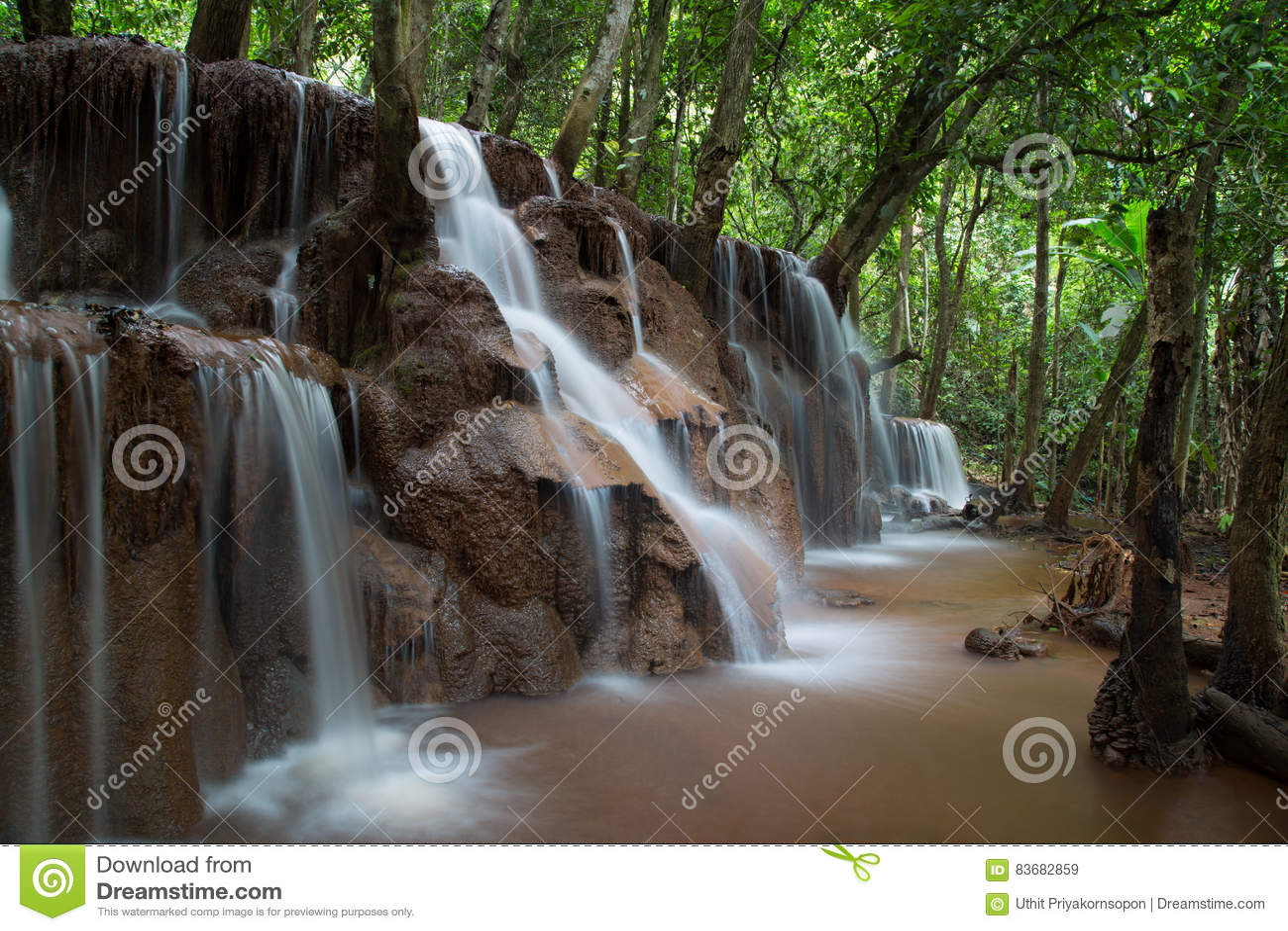 Wasser-Fall