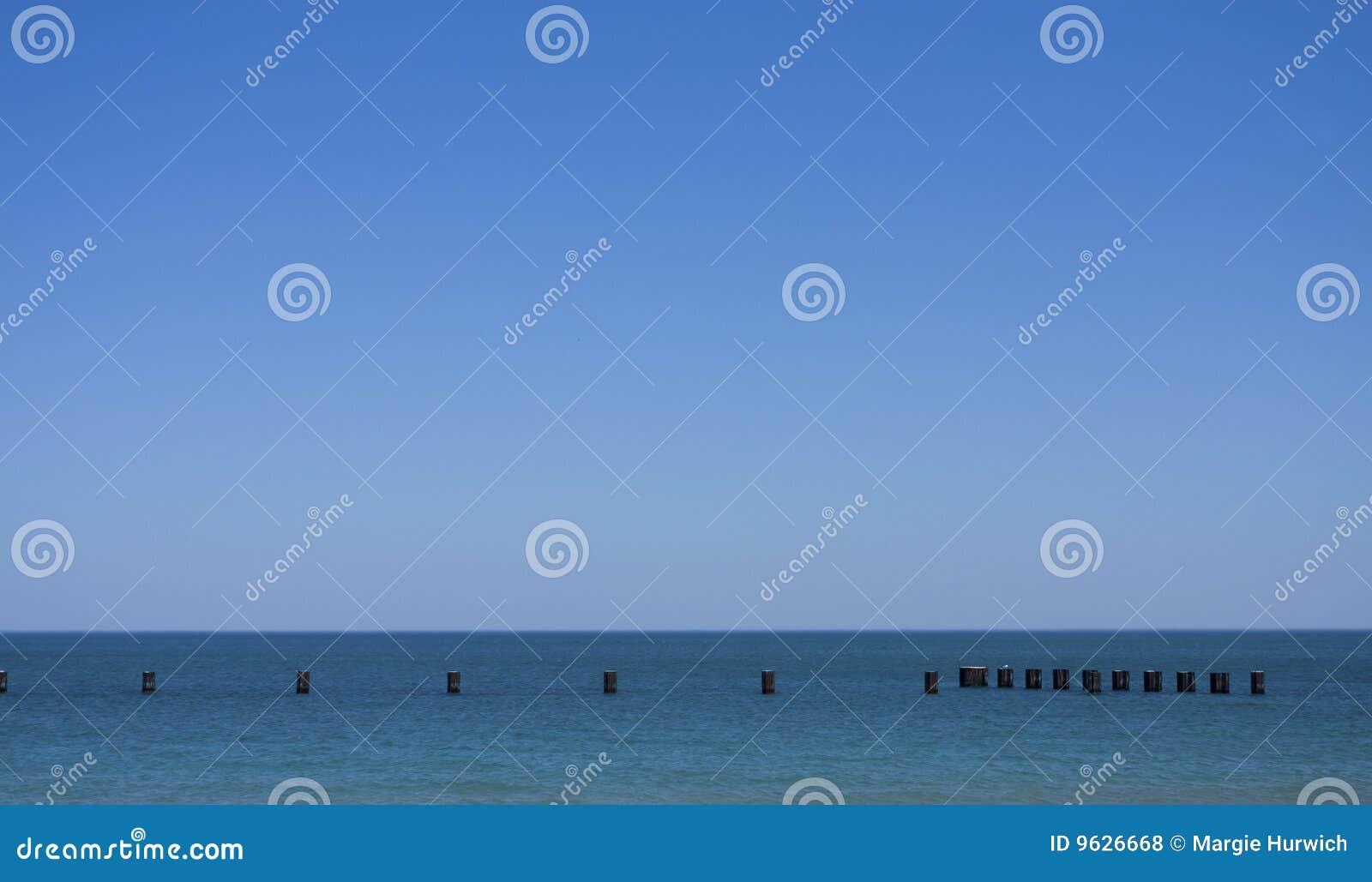Wasser-Horizont