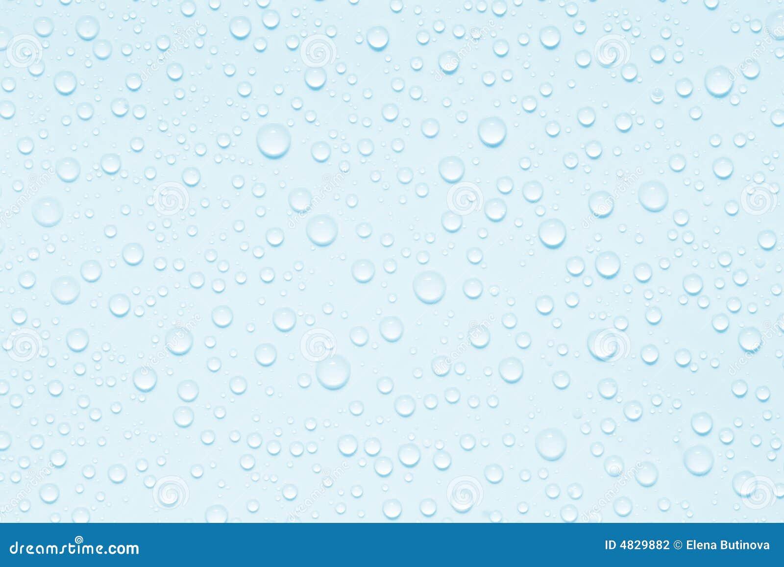 Wasser-Tropfen