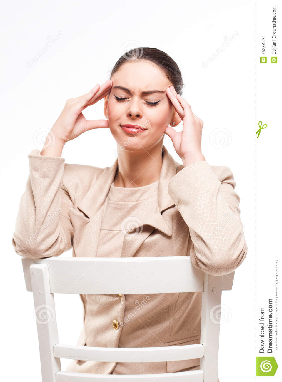 Wasted. Royalty Free Stock Images