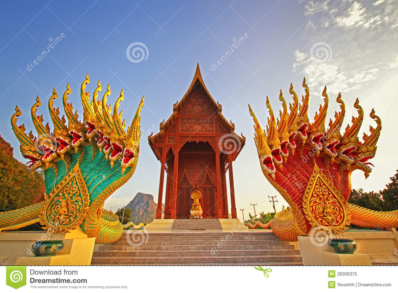 Wat Aow Noi, Thailand Royalty Free Stock Photo - Image ...