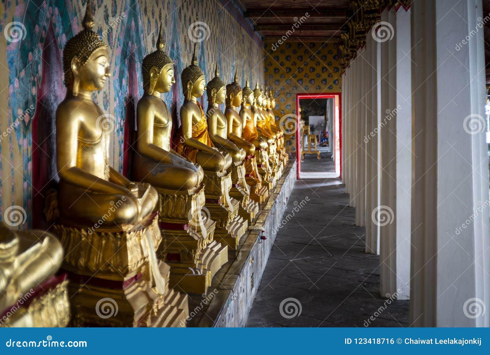 Wat arun från Thailand Bangkok