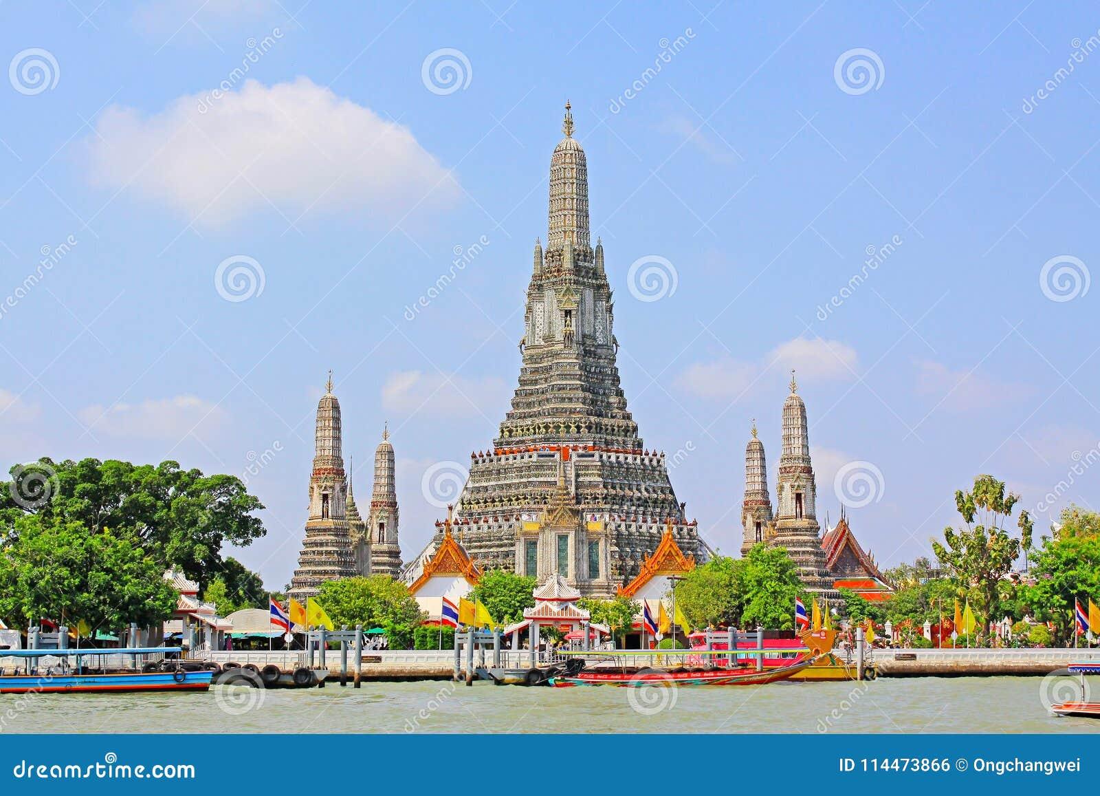 Wat Arun Riverside, Banguecoque, Tailândia