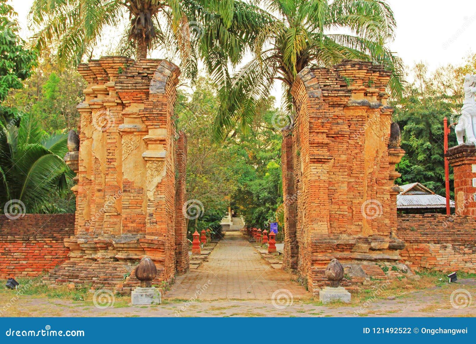 Wat Jed Yod, Chiang Mai, Ταϊλάνδη