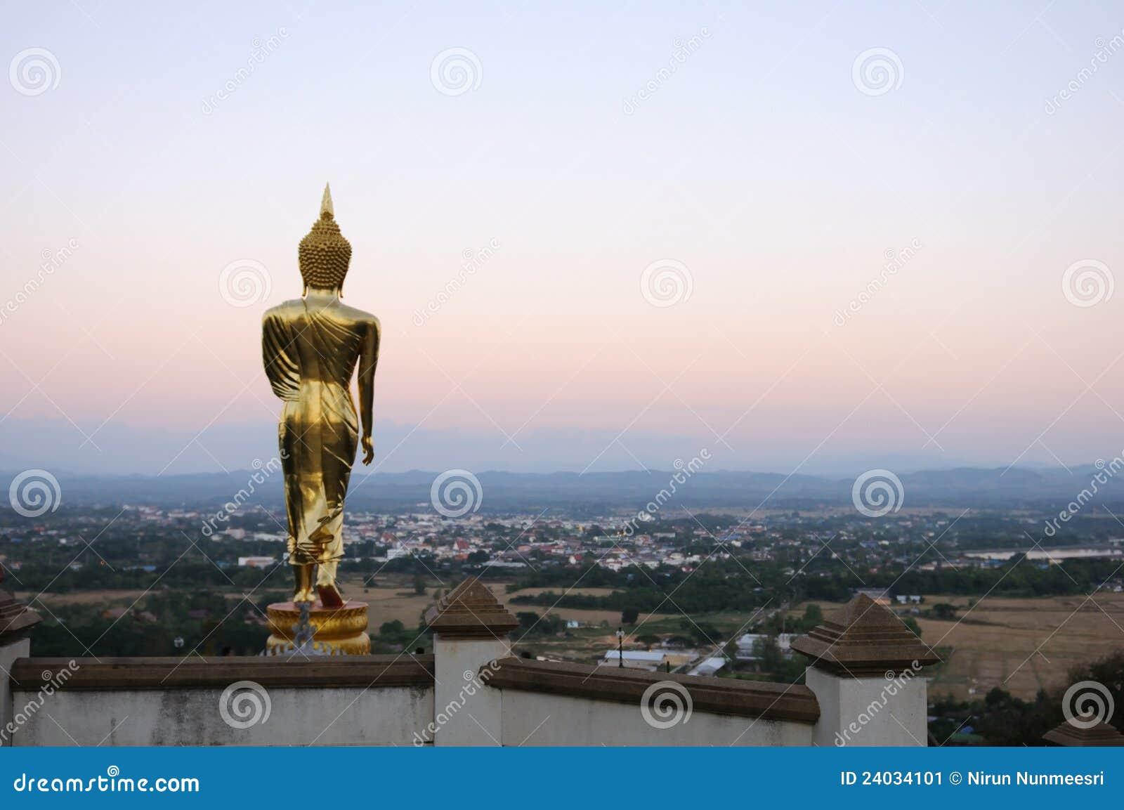 Wat Khao Noi. Stock Image - Image: 24034101