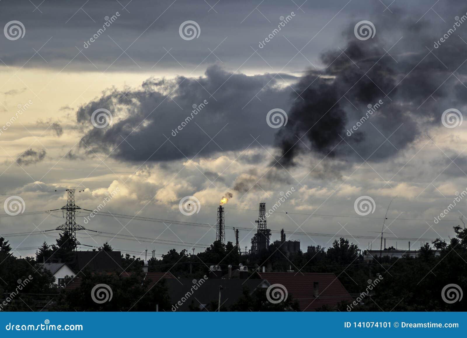 Wat kunnen wij tegen de fabriekenluchtvervuiling doen?