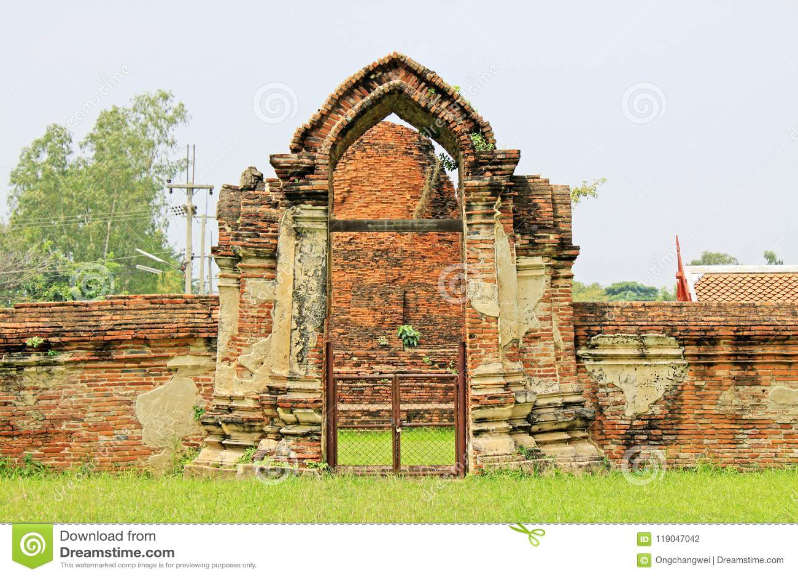 Wat Maheyong,阿尤特拉利夫雷斯,泰国