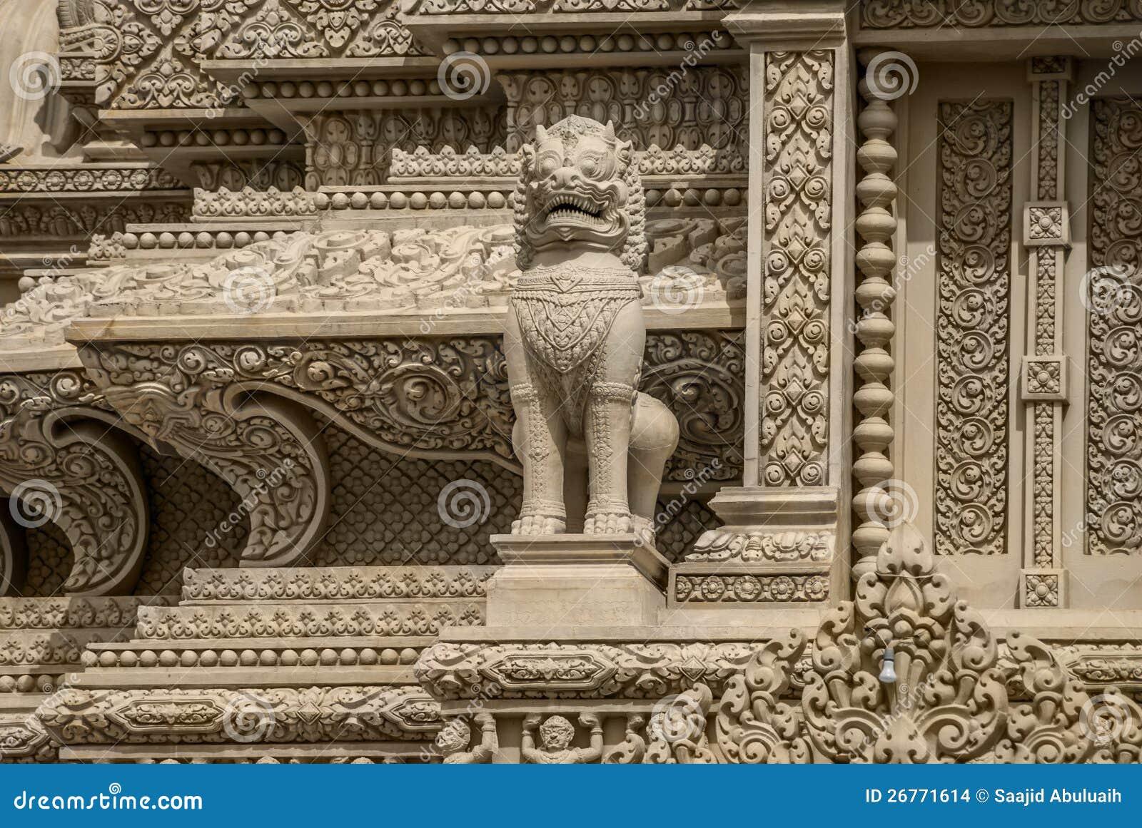 Wat oudong柬埔寨