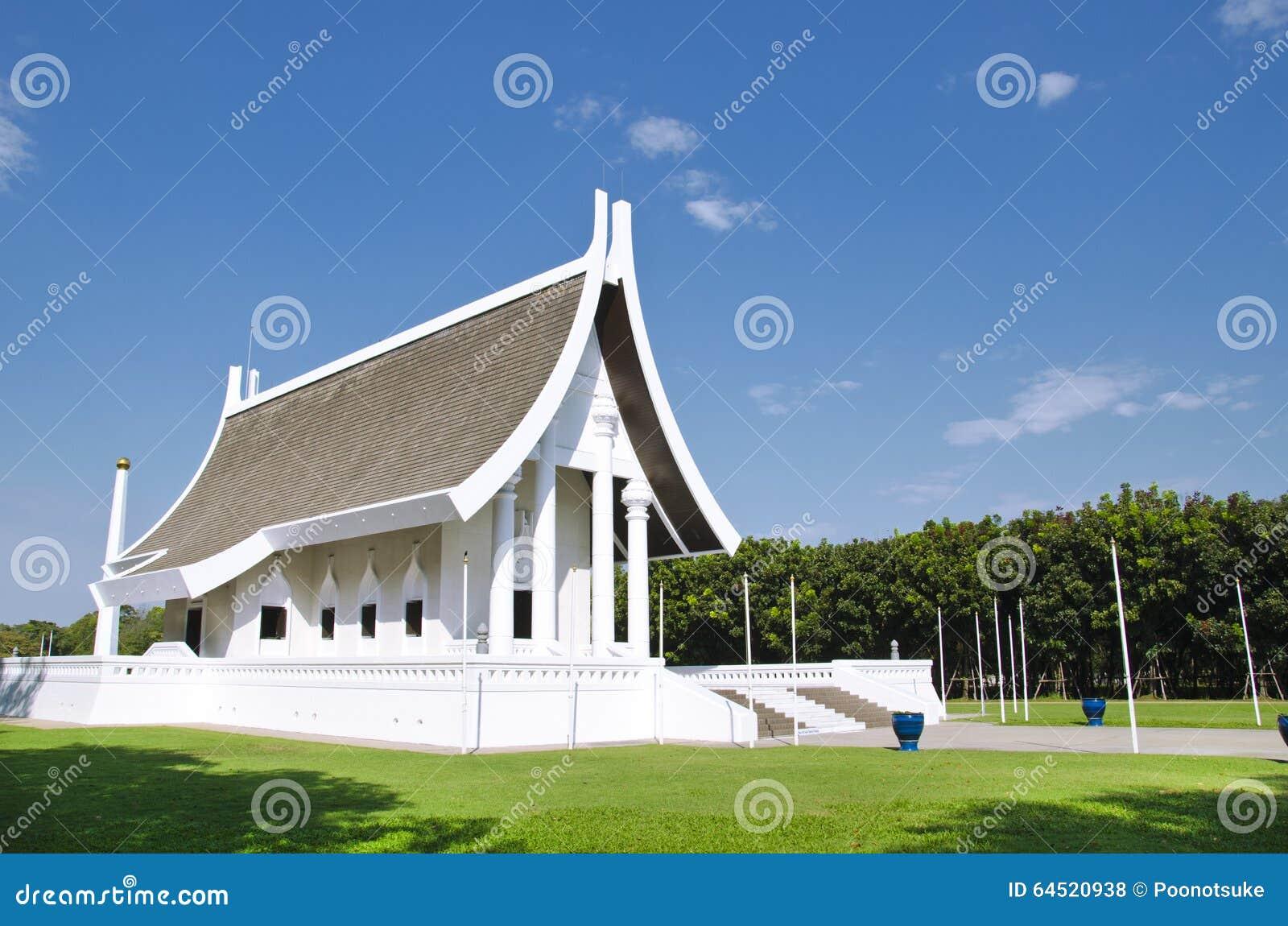 Wat Phra Dhammakaya Stock Photo Image Of Buddhism Thai 64520938