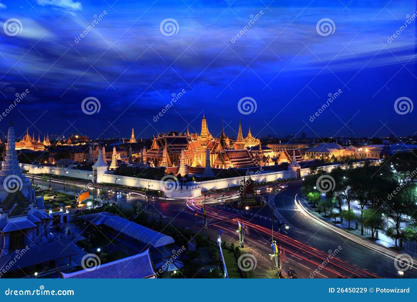 Wat Phra Kaew Royalty Free Stock Images - Image: 26450229