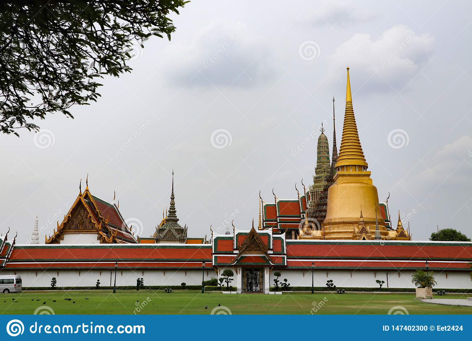 Wat Phra Kaew, commonly known in English as the Temple of the Emerald Buddha or grand palace is regarded as the most sacred Buddhi