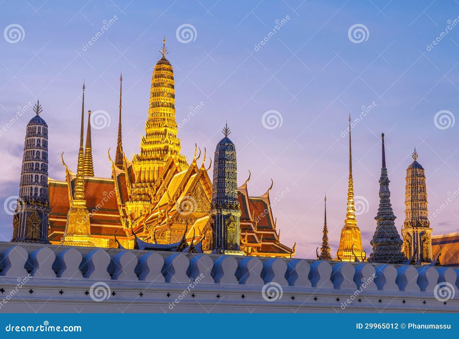 Wat Phra Kaew Stock Photography - Image: 29965012