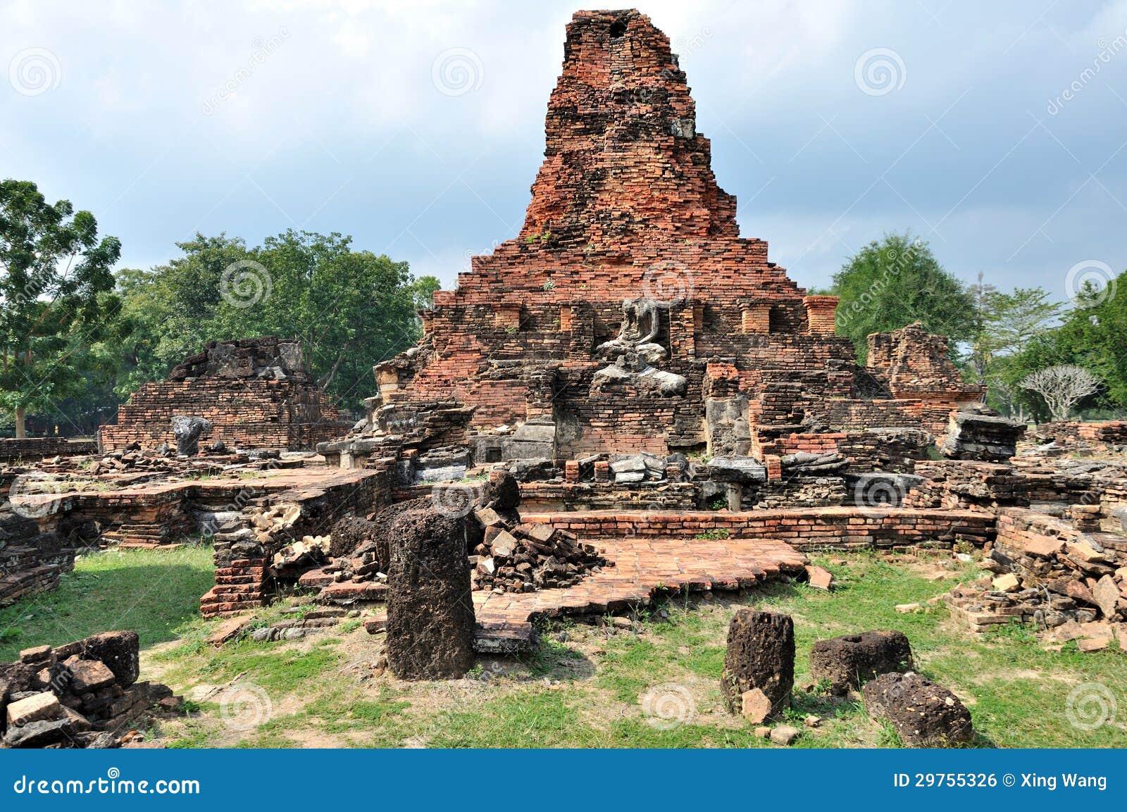 Wat Phra Pai Luang Royalty Free Stock Image - Image: 29755326