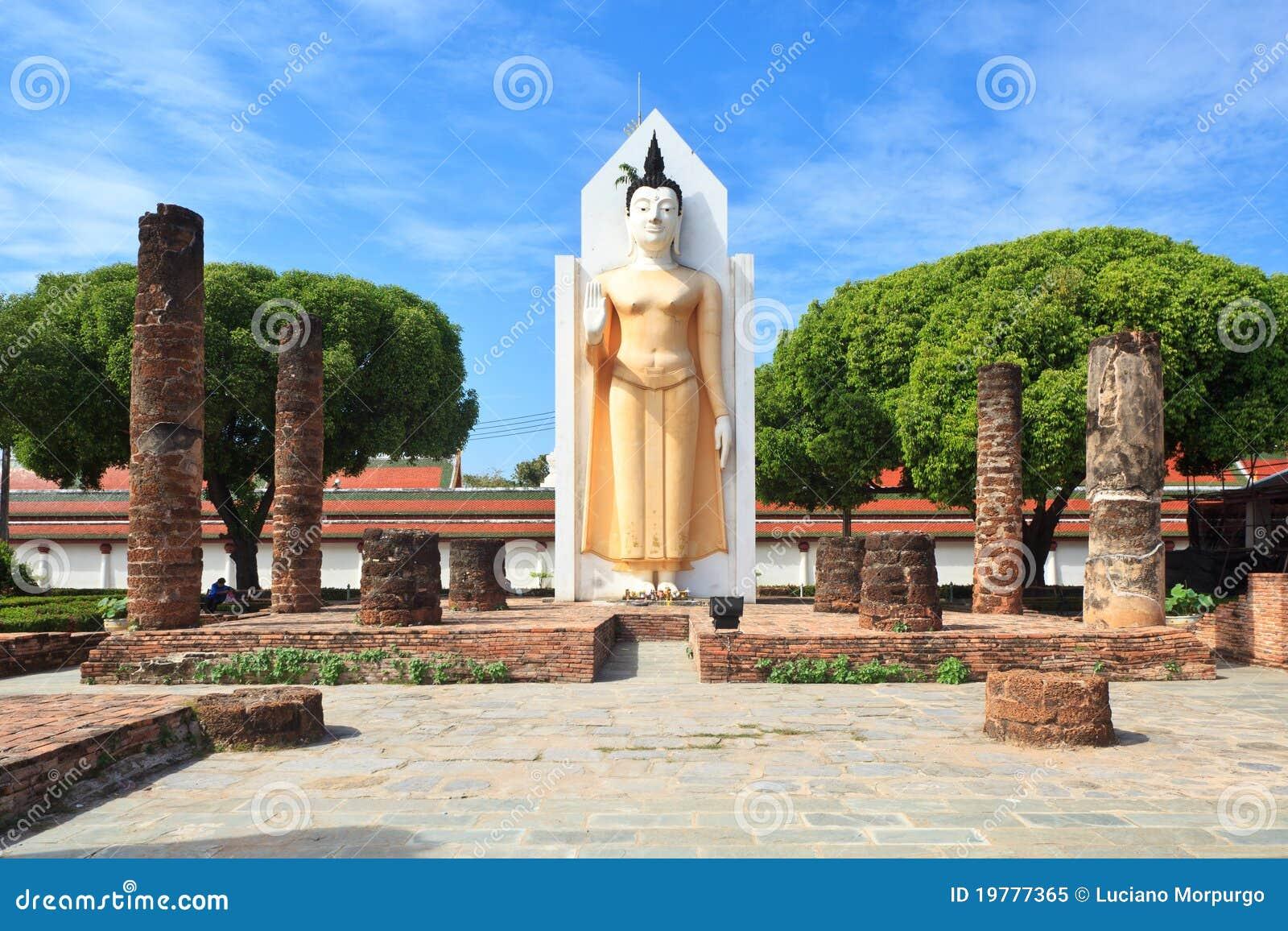 Wat Phra Sri Rattana Mahathat, Phitsanulok Tailândia