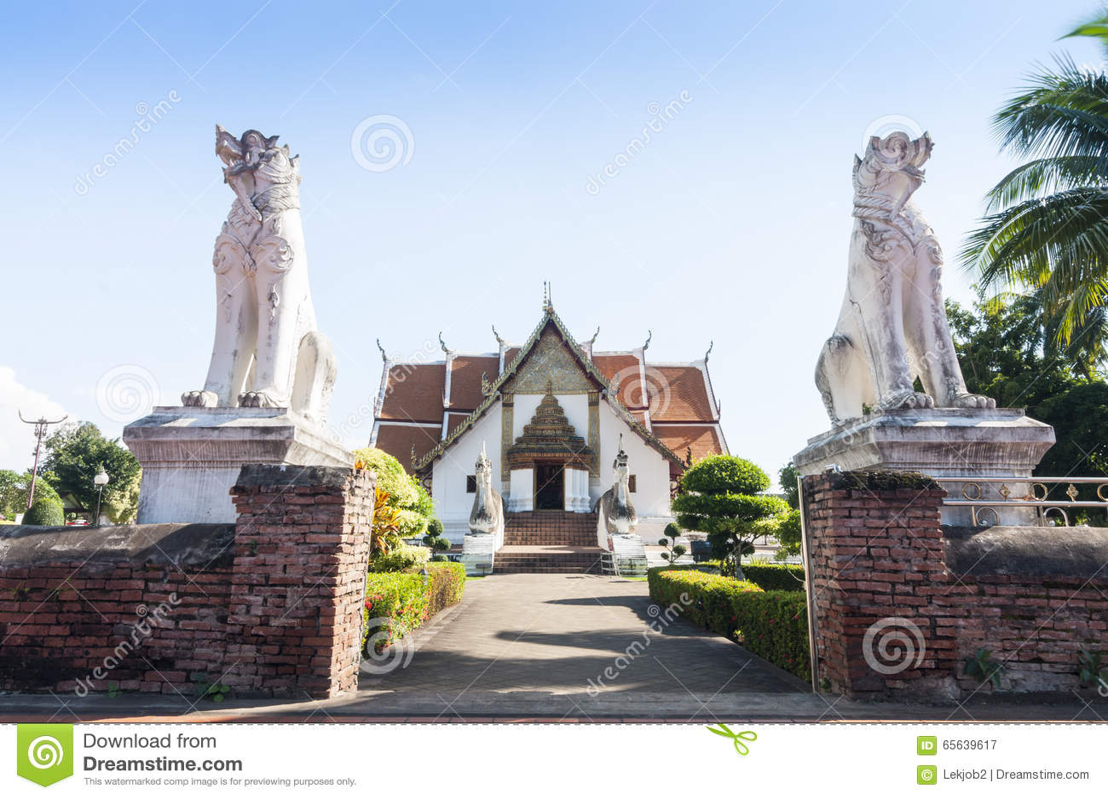 Wat Phumin, Nan, Thaïlande