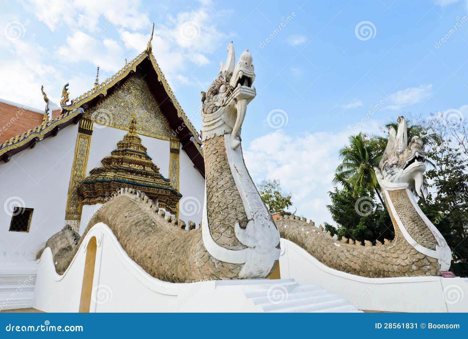 Wat Phumin In Nan, Thailand Stock Image - Image: 28561831