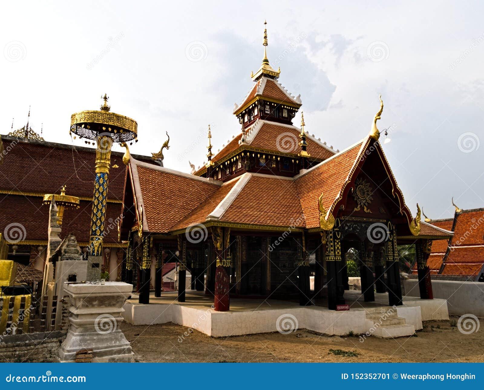 Wat-pong sanook nuea im lampang, Thailand