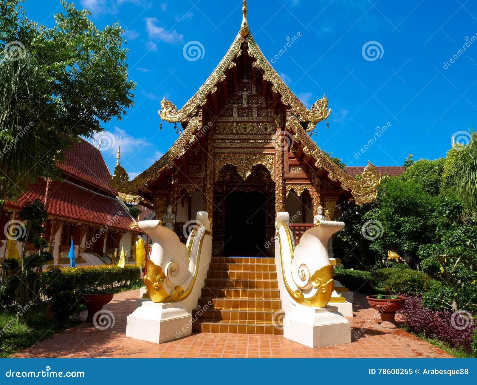 Wat Pra Singh, Tailandia