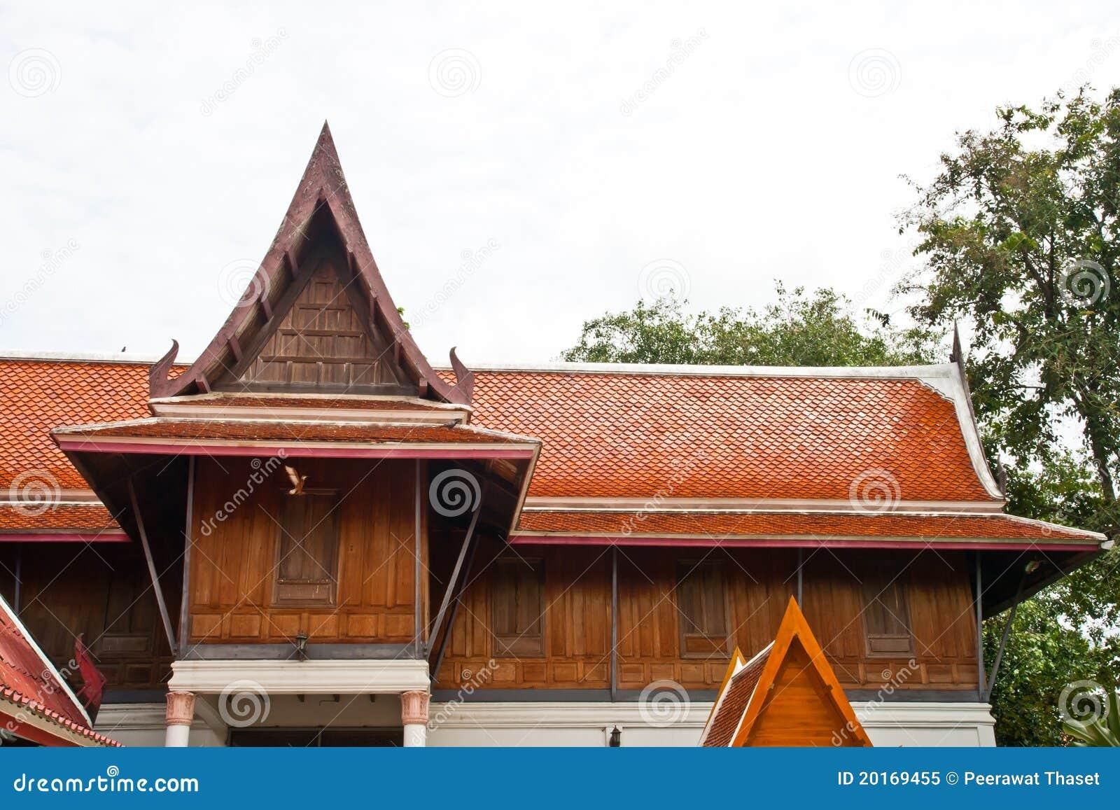 Wat Sai Noi In Thailand Royalty Free Stock Photo - Image ...