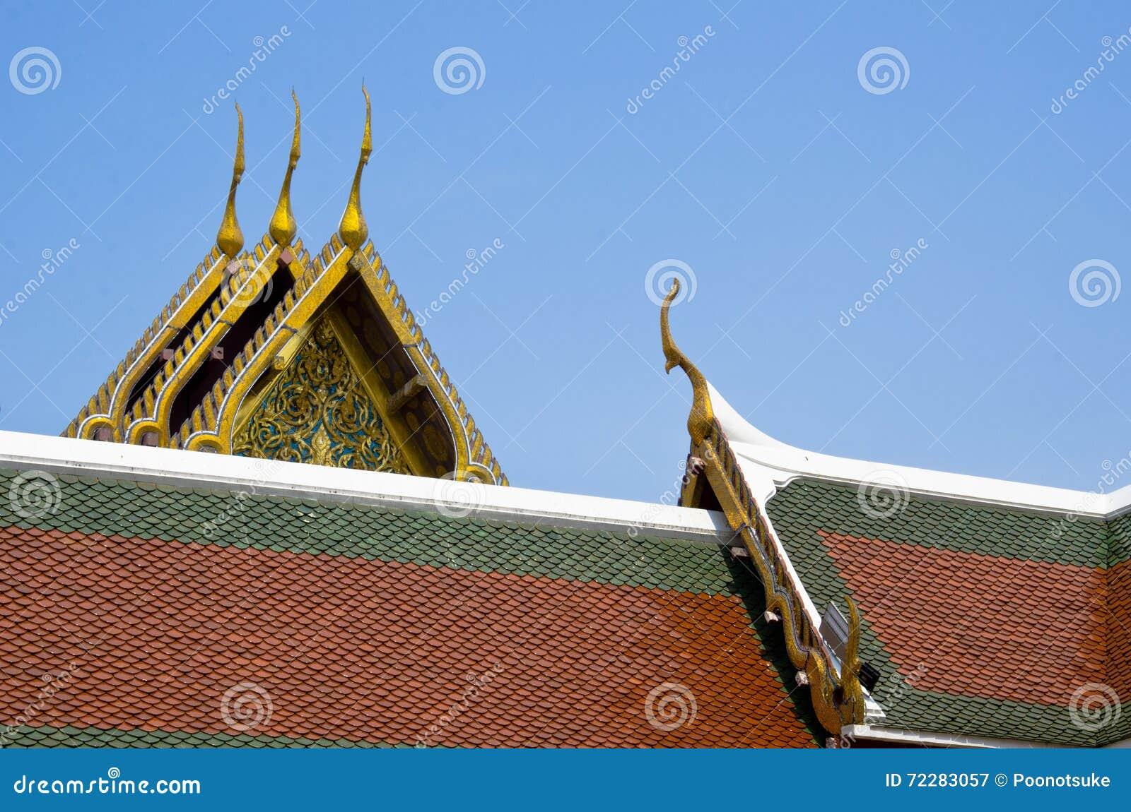 Download Wat Saket в Таиланде стоковое изображение. изображение насчитывающей цвет - 72283057