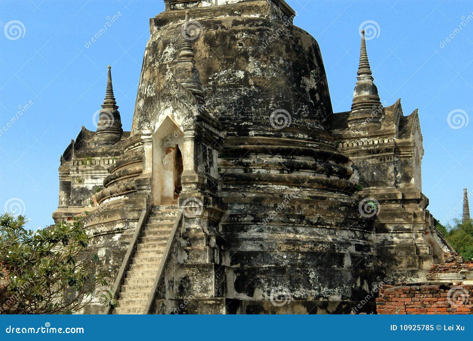 Wat si Таиланда sanphet phra ayutthaya