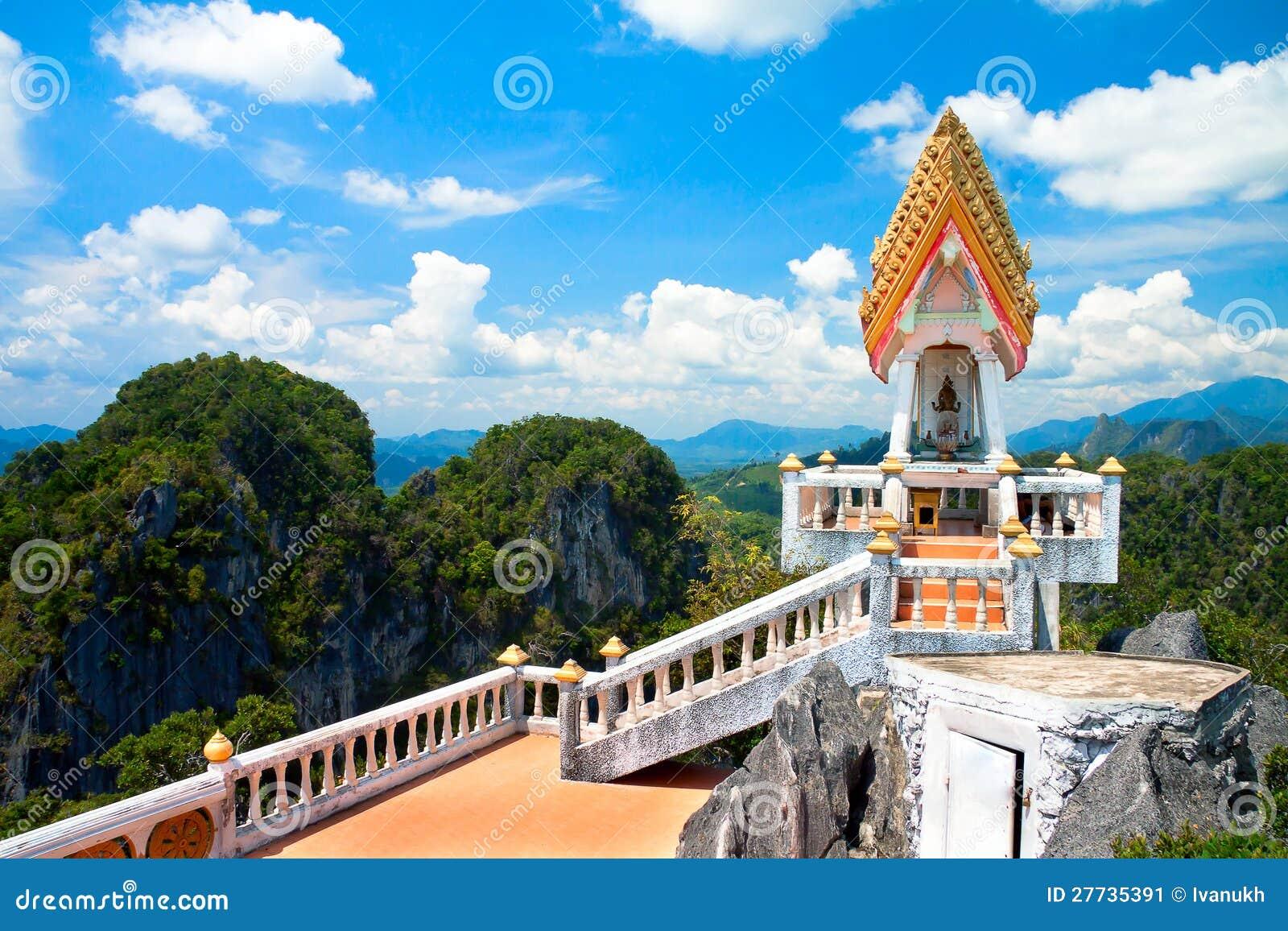 Wat Tham Seua (Tiger-Höhle)