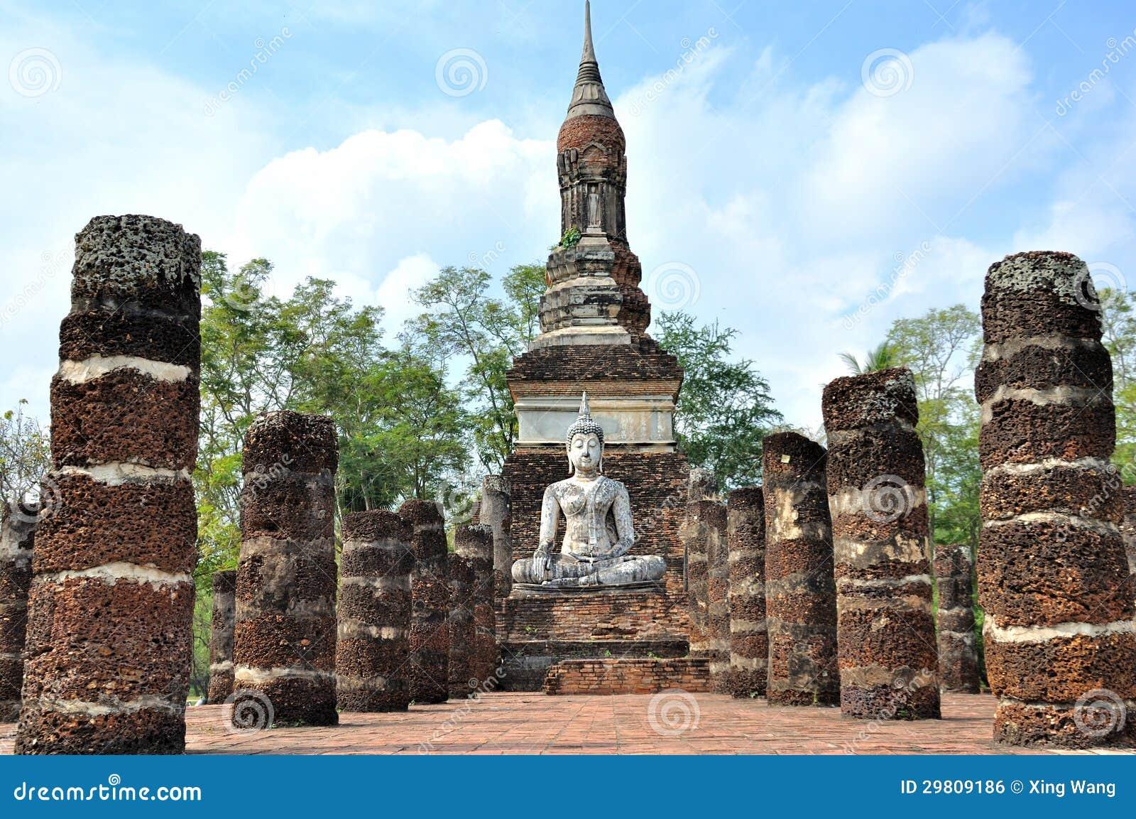 Wat Traphang Ngoen Royalty Free Stock Image - Image: 29809186