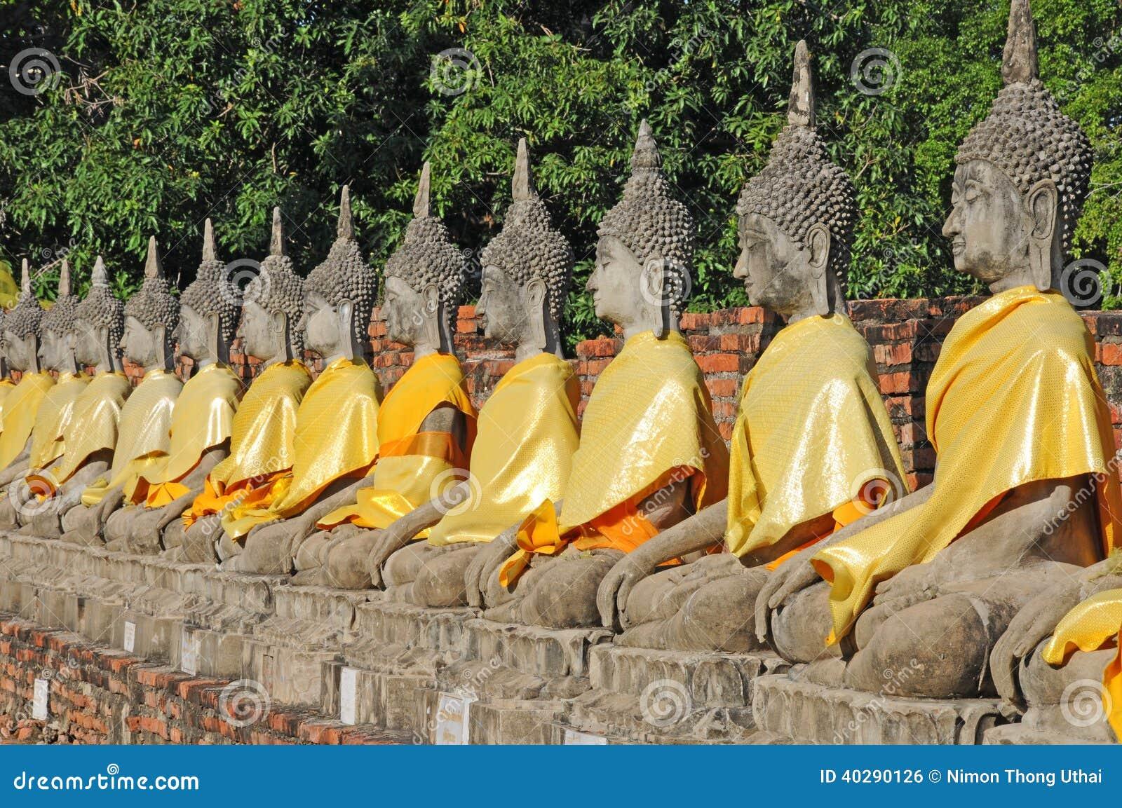 Wat Yai Chaimongkol, Таиланд