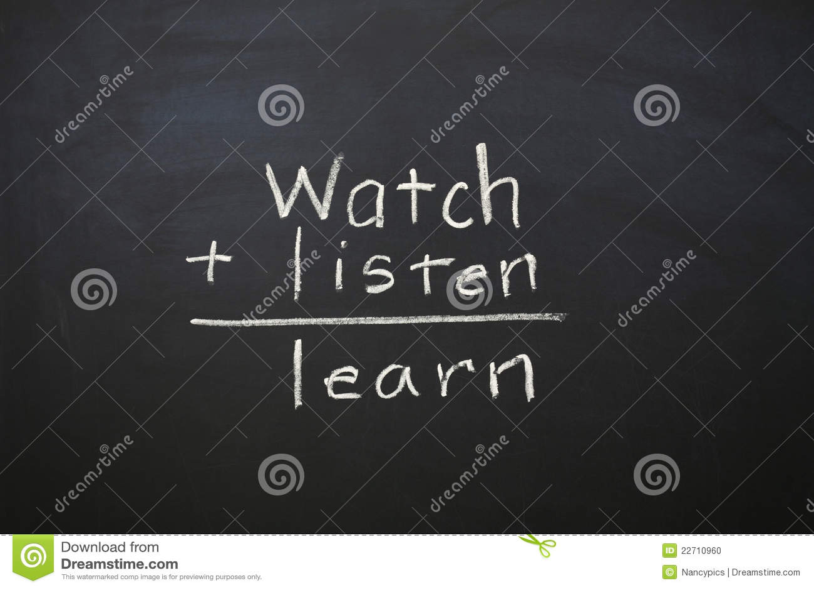 listen watch