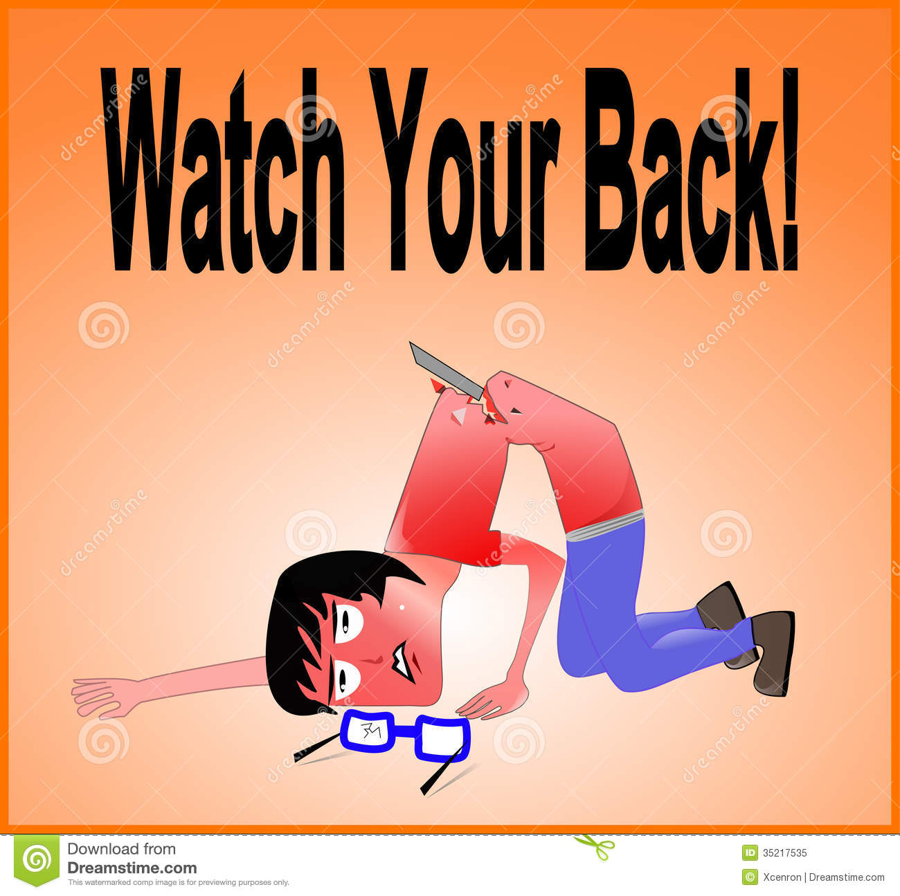 royalty free stock photo watch your back image 35217535 cybercrime clipart crime investigation clipart