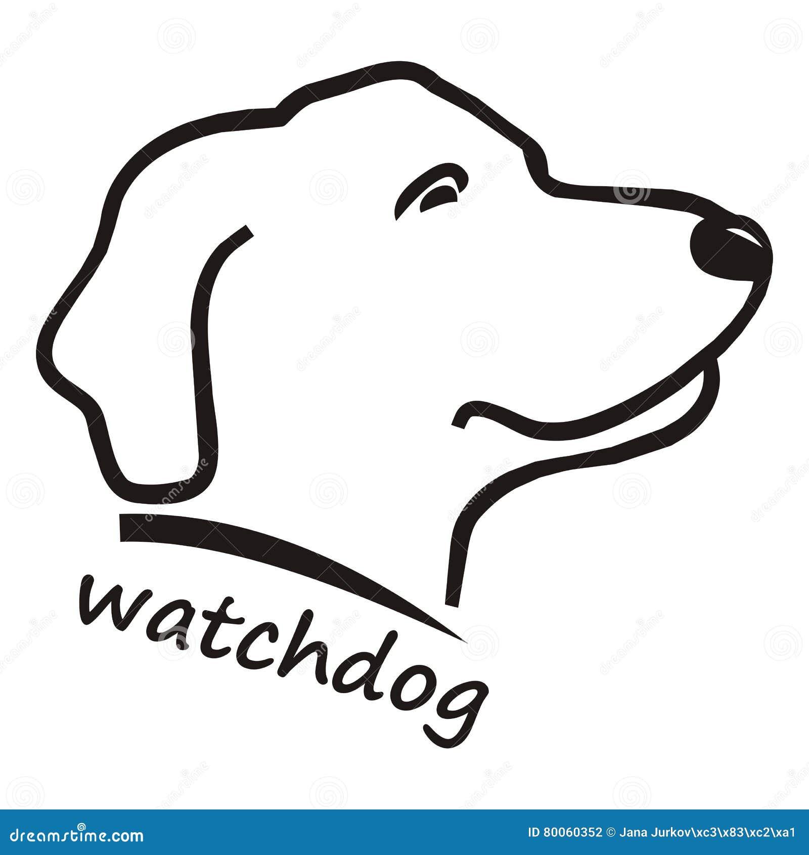 watchdog cartoons  illustrations  u0026 vector stock images