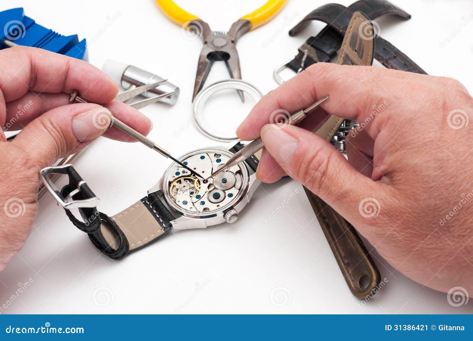Watch And Shoe Repair