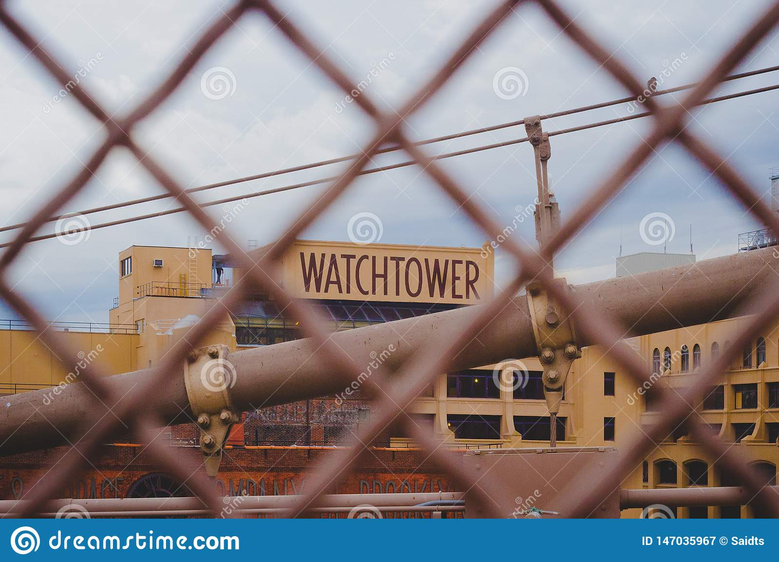 Watchtower - Jehovahs Witnesses former headquarter