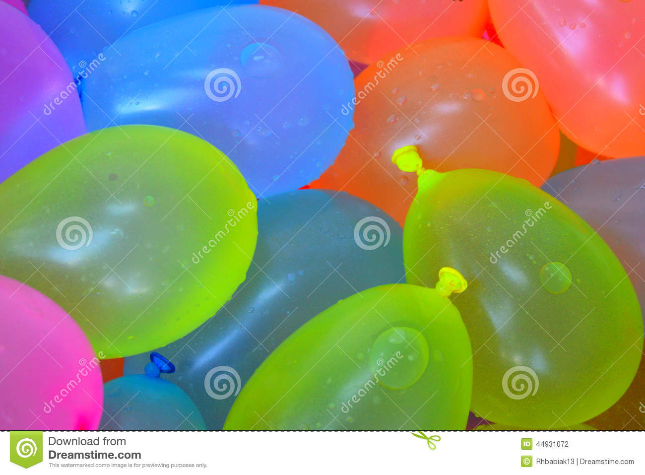 Water Balloons