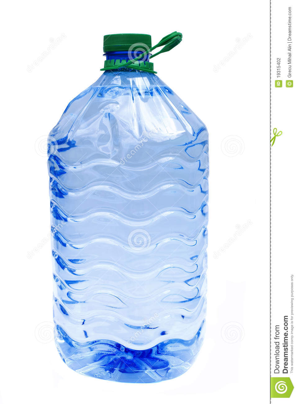 Water Bottle Stock Photography Image 19315402