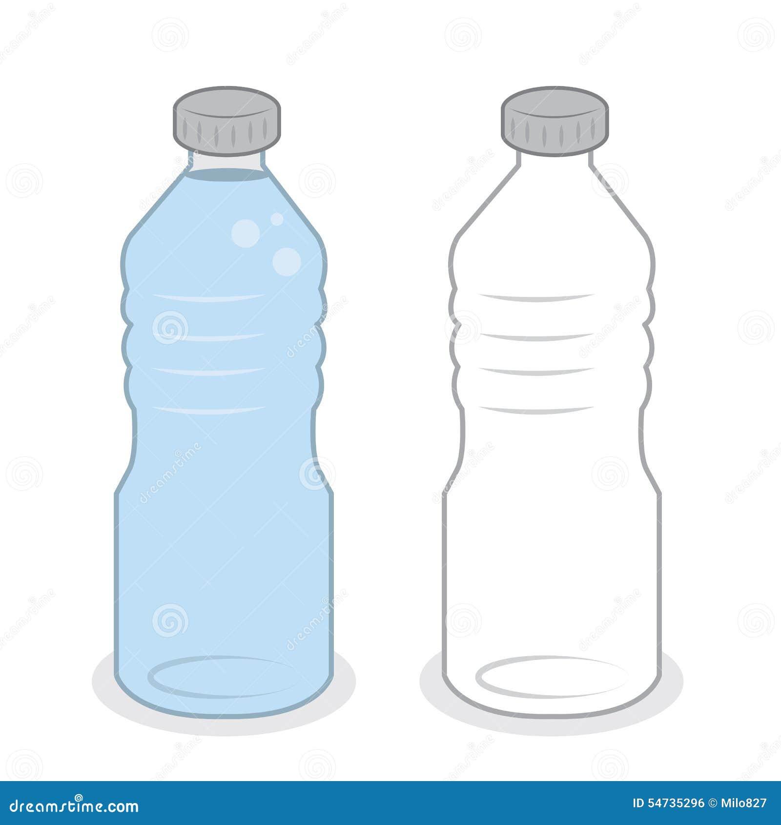 water bottle empty full stock vector image 54735296 clip art school bus free clipart school bus seat belts