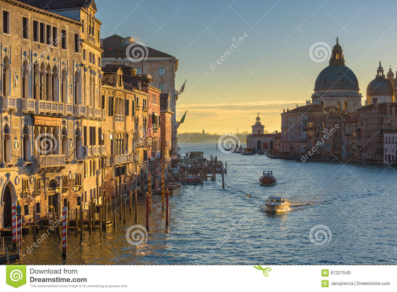 Water Channels The Biggest Tourist Attractions In Italy Venice