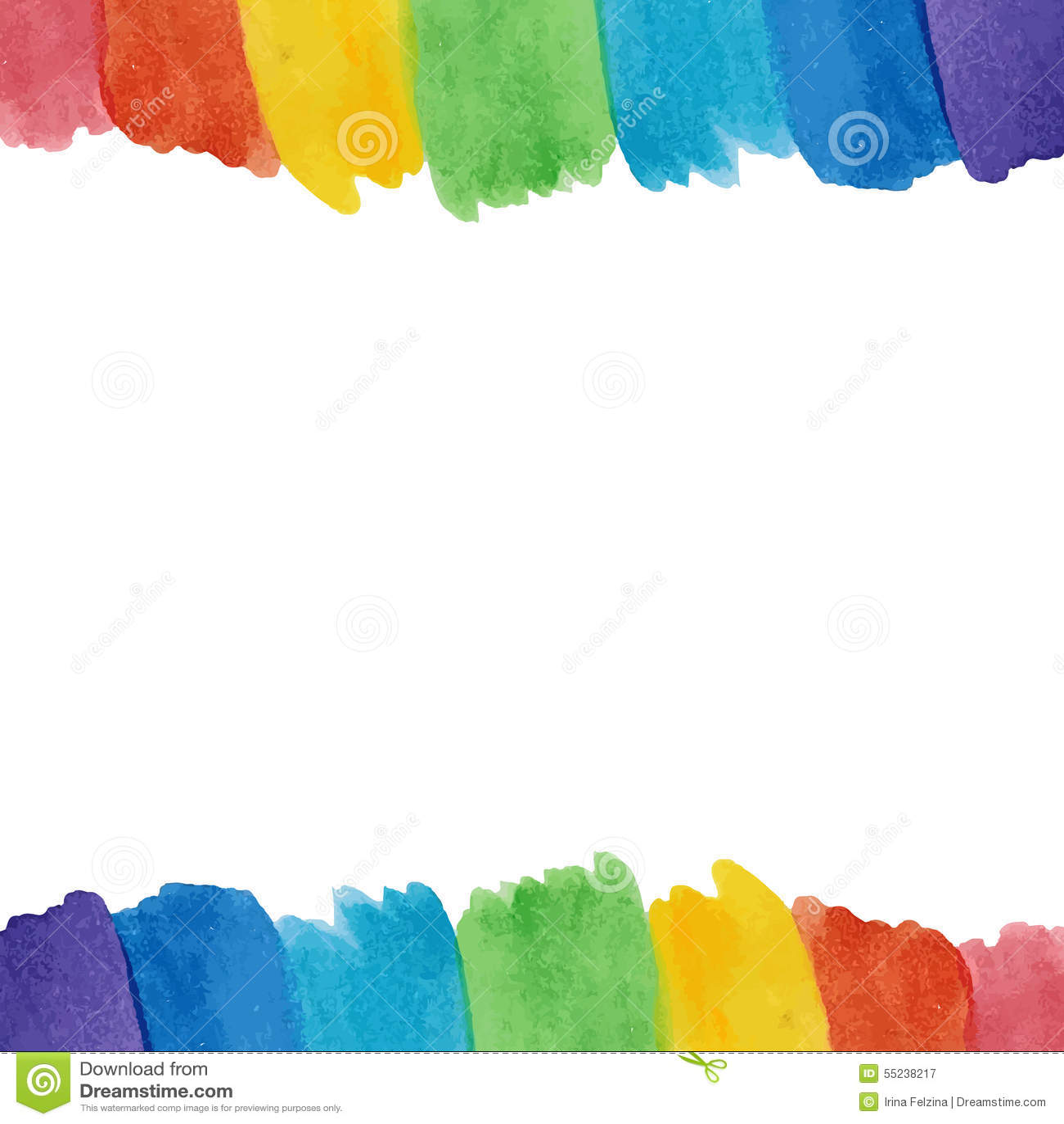 water color rainbow frame stock vector image 55238217 paint splash vector transparent background paint splash vector transparent background