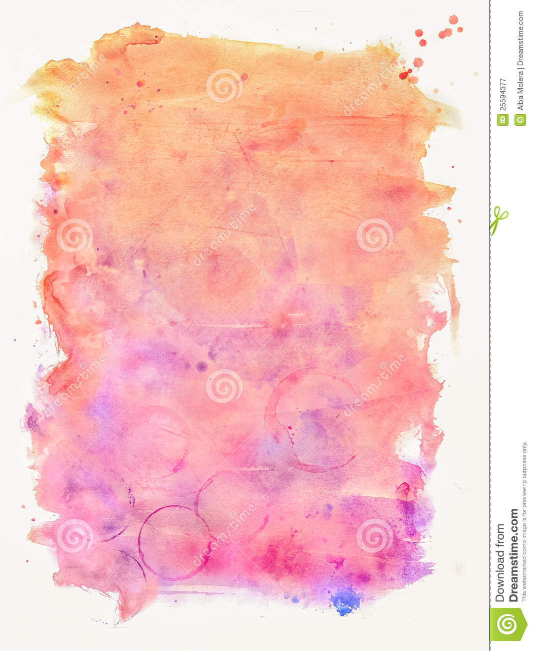 Water Color Texture Background Royalty Free Stock Photography - Image ...