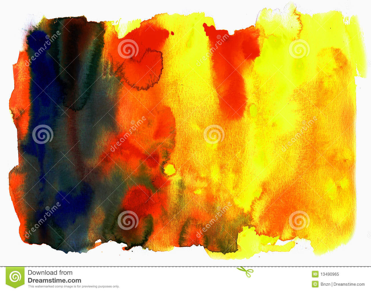 Water color textures
