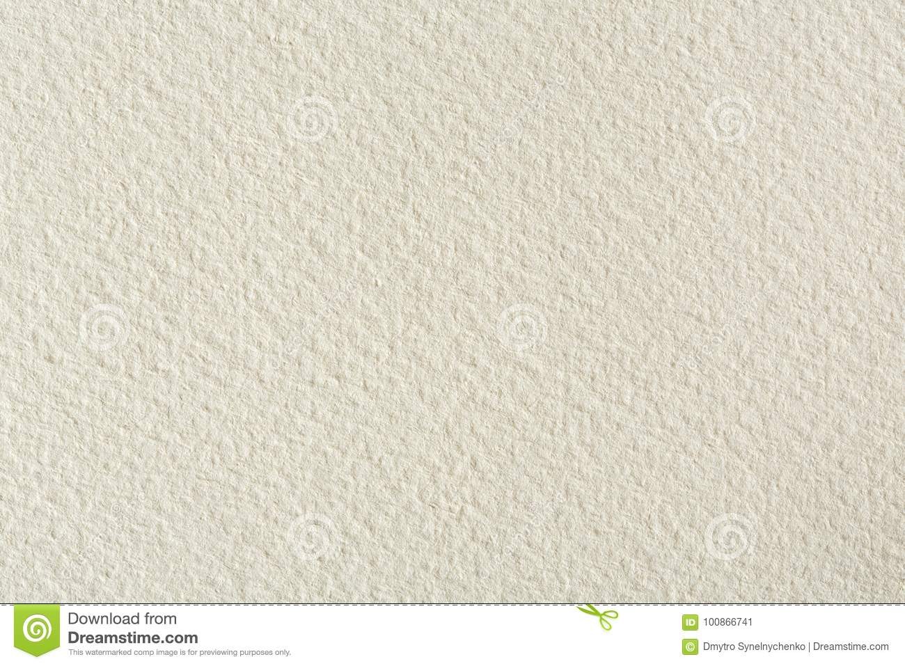 Water-colour paper texture background in light beige tone.