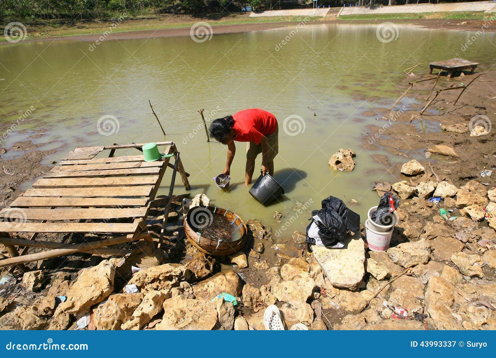 Jakarta water problem