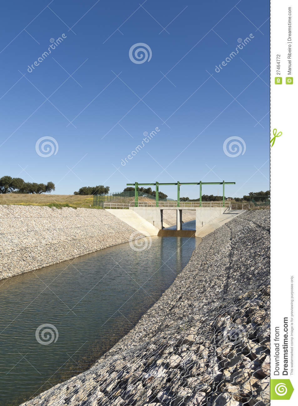 Water Canal Gate http://www.dreamstime.com/stock-photography-water-diversion-canal-image27464772