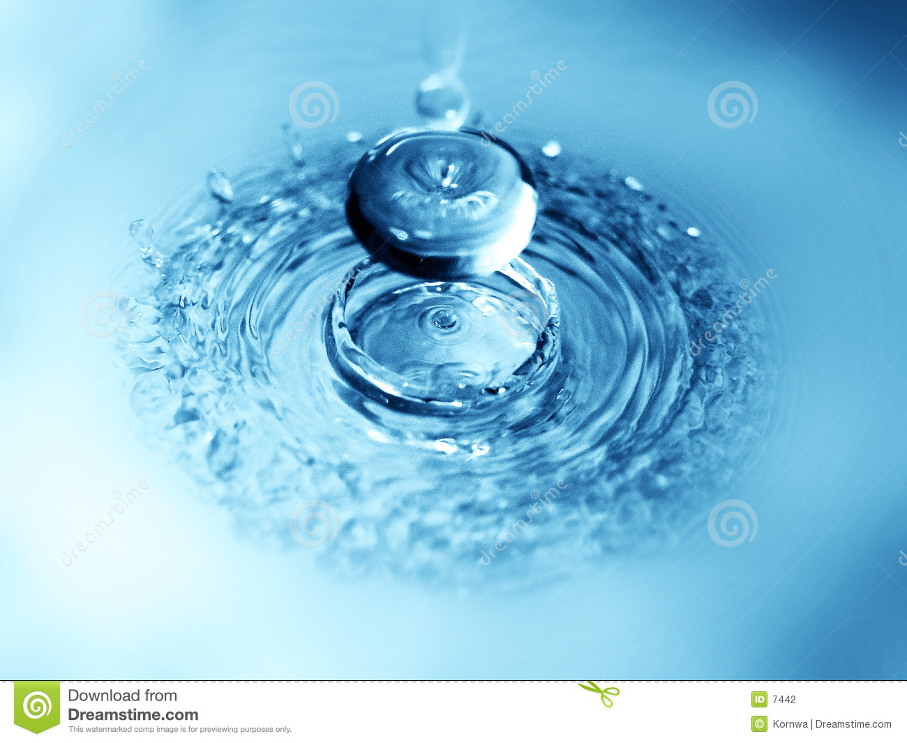 Water Drop Stock Photography - Image: 7442