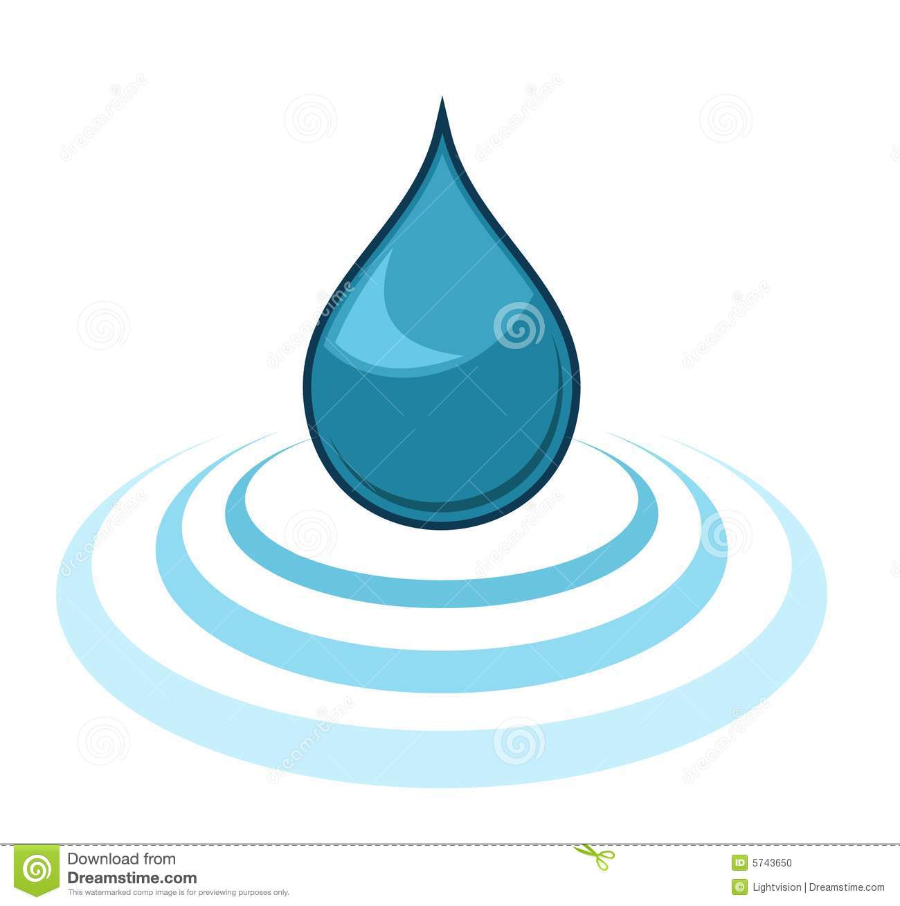 water drop stock photo image 5743650 wake up clip art images wake up clipart black and white
