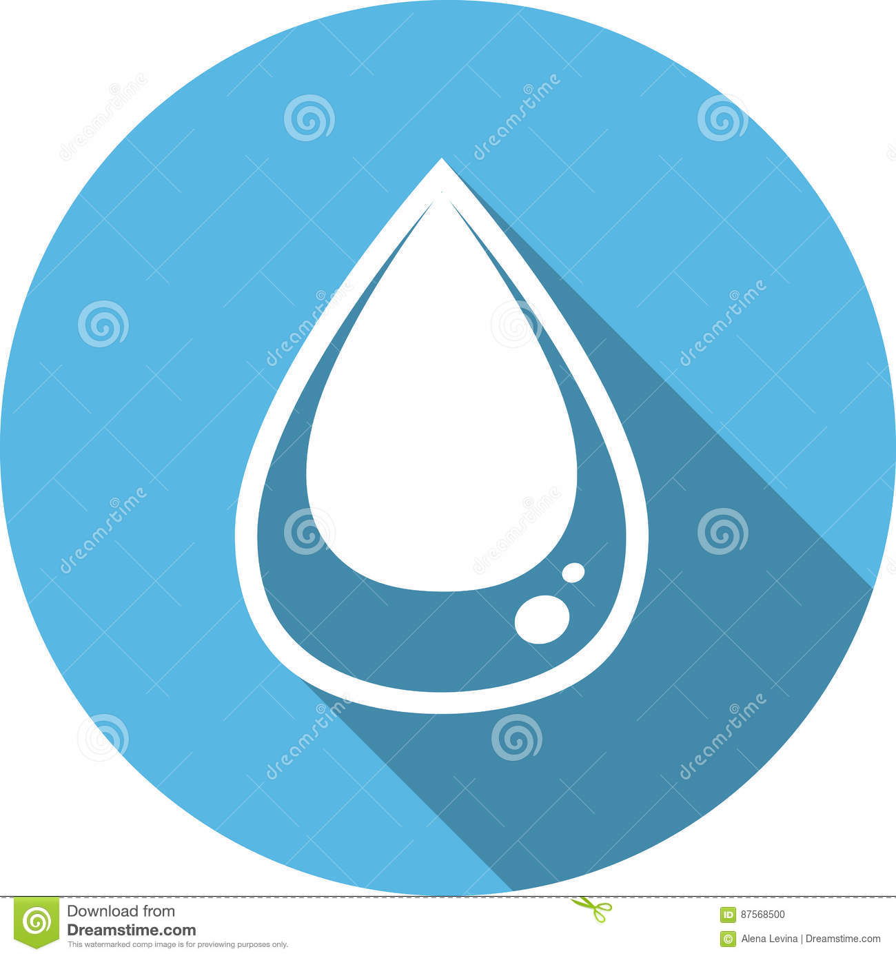 Water drop icon tear symbol stock illustration illustration of water drop icon tear symbol illustration aqua biocorpaavc Image collections